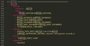 LaradockのDBアクセス設定まとめ