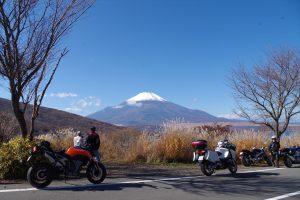 790Dukeで山中湖 & 箱根