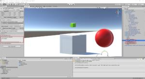 VRTK4.0Beta インタラクションの追加